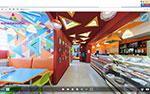 3D тур по кафе Калейдоскоп